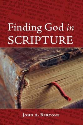 Finding God in Scripture (Paperback)