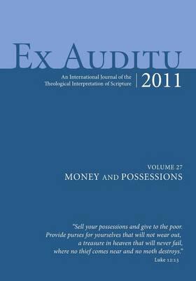 Ex Auditu - Volume 27 (Paperback)