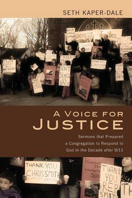 A Voice for Justice (Paperback)