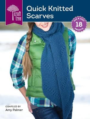 Craft Tree Quick Knitted Scarves - Craft Tree (Paperback)