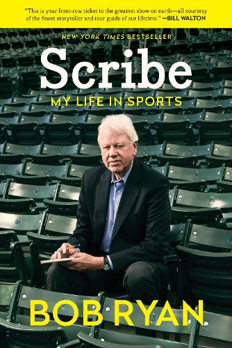 Scribe: My Life in Sports (Paperback)