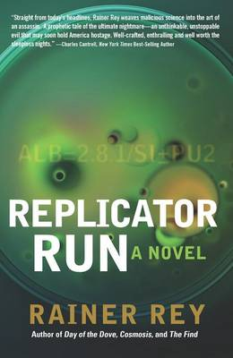 Replicator Run (Paperback)