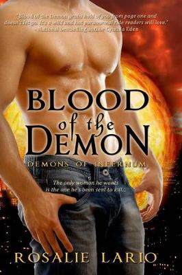 Blood of the Demon - Demons of Infernum (Paperback)