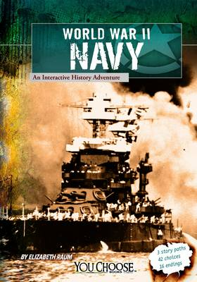 WWII Naval Forces - You Choose World War II (Paperback)