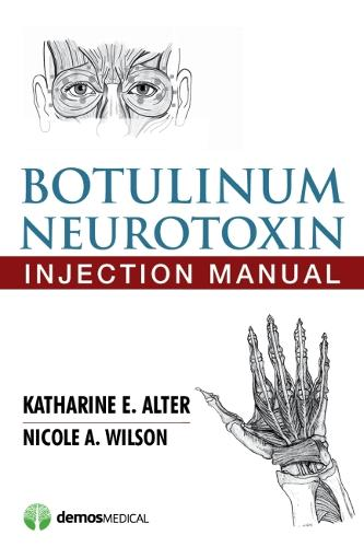 Botulinum Neurotoxin Injection Manual (Paperback)