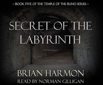 Secret of the Labyrinth - Temple of the Blind Series - Book 5 (CD-Audio)