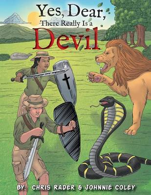 Yes Dear, There Really Is a Devil (Paperback)