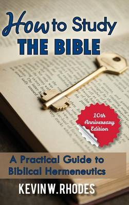 How to Study the Bible (Hardback)