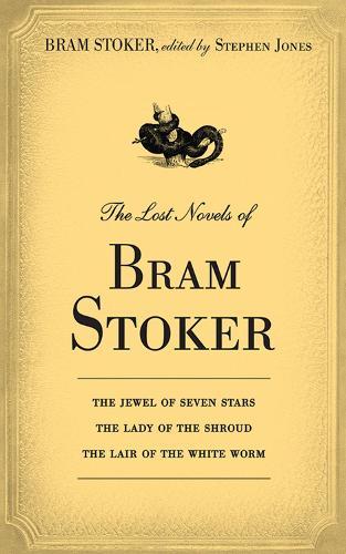 The Lost Novels of Bram Stoker (Paperback)