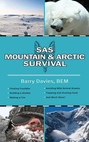 SAS Mountain and Arctic Survival (Paperback)