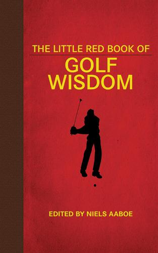 The Little Red Book of Golf Wisdom (Hardback)