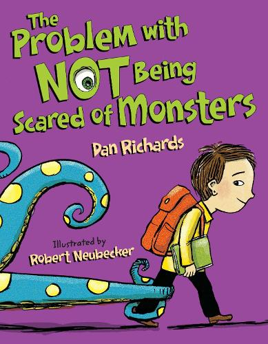 The Problem with Not Being Scared of Monsters (Hardback)