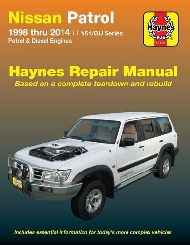 Nissan Patrol (Aus): 98-14 (Paperback)