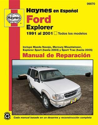 Ford Explorer: 91-01 (Paperback)