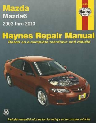 Mazda 6: 2003-13 (Paperback)