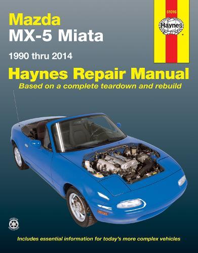 Mazda MX-5 Miata: 1990 to 2014 (Paperback)