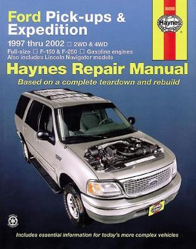 Ford Pick-Ups, Expedition & Navigator: 1997 - 2014 (Paperback)