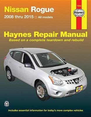 Nissan Rogue Chilton Automotive Repair Manual (Paperback)