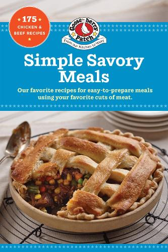 Simple Savory Meals: 175 Chicken & Beef Recipes - Our Best Recipes (Paperback)