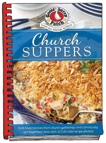 Church Suppers - Everyday Cookbook Collection (Hardback)