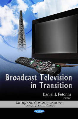 Broadcast Television in Transition (Paperback)