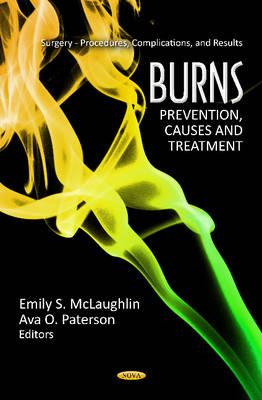Burns: Prevention, Causes & Treatment (Hardback)