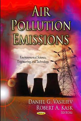 Air Pollution Emissions (Hardback)