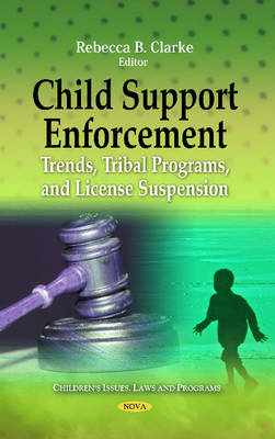 Child Support Enforcement: Trends, Tribal Programs & License Suspension (Hardback)