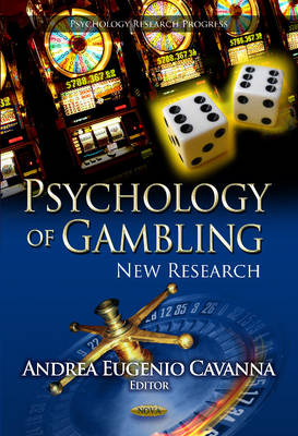 Psychology of Gambling: New Research (Hardback)
