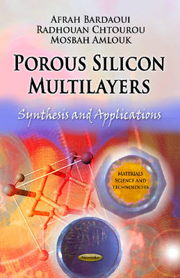 Porous Silicon Multilayers: Synthesis & Applications (Hardback)