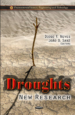 Droughts: New Research (Hardback)