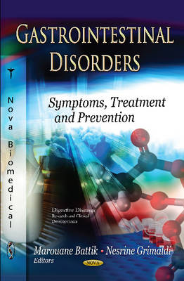 Gastrointestinal Disorders: Symptoms, Treatment & Prevention (Hardback)
