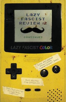 Lazy Fascist Review #2 (Paperback)