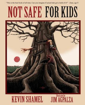 Not Safe for Kids (Paperback)