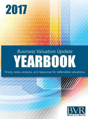 Business Valuation Update Yearbook 2017 (Hardback)