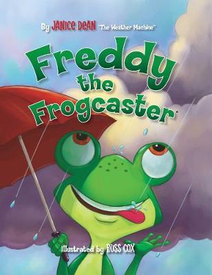 Freddy the Frogcaster (Hardback)