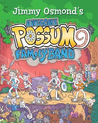 Awesome Possum Family Band (Hardback)