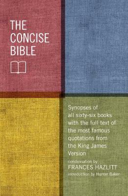 The Concise Bible (Hardback)