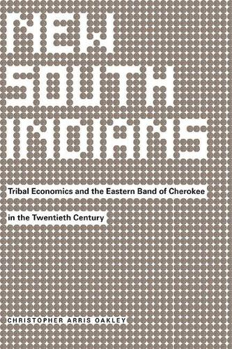 New South Indians: Tribal Economics and the Eastern Band of Cherokee in the Twentieth Century (Hardback)