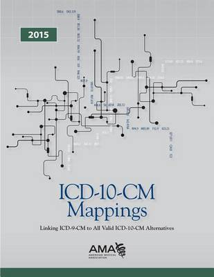 ICD-10-CM Mappings 2015 (Paperback)