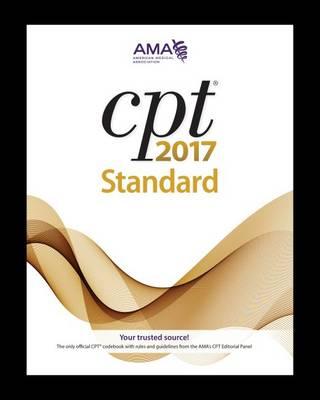 CPT 2017 (Paperback)