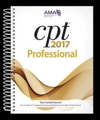 CPT 2017 (Spiral bound)