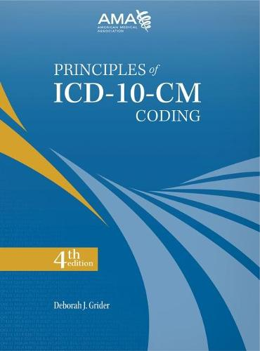 Principles of ICD-10-CM Coding (Spiral bound)
