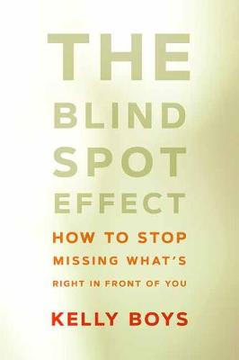 The Blind Spot Effect: How to Stop Missing What's Right in Front of You (Paperback)