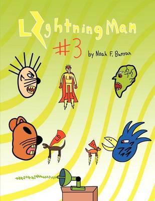 Lightning Man #3 (Paperback)