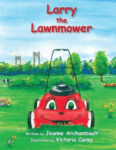 Larry the Lawnmower (Paperback)