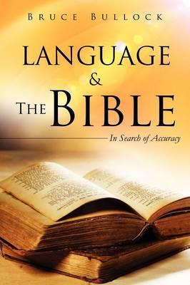 Language & the Bible (Paperback)