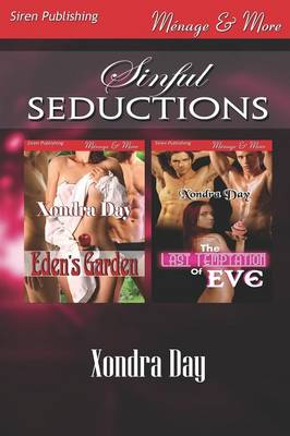 Sinful Seductions [Eden's Garden: The Last Temptation of Eve] (Siren Publishing Menage and More) (Paperback)