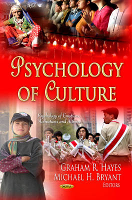 Psychology of Culture (Hardback)
