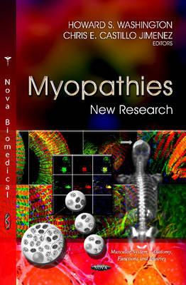 Myopathies: New Research (Hardback)